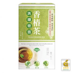 消糖物語 香椿茶 2g x 30